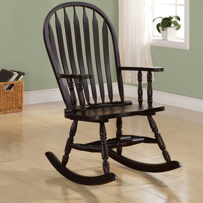 Silverman Rocking Chair with Arms