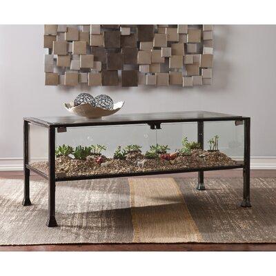 Aldridge Terrarium Coffee Table
