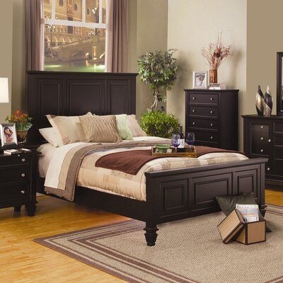Wildon Home ® Panel Bed