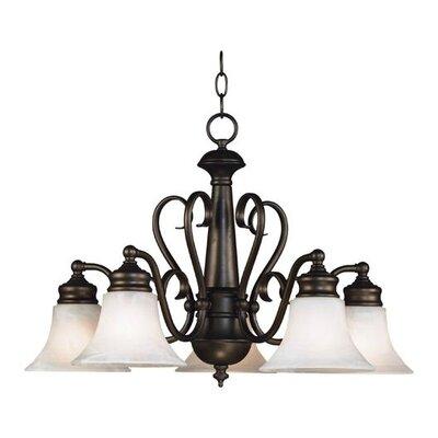 Wildon Home ® Bryant 5 Light Chandelier