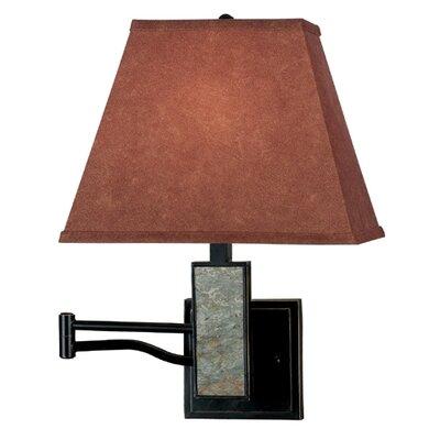 Wildon Home ® Dakota Swing Arm Wall Lamp