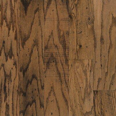 "Wildon Home ® SAMPLE - 5"" Engineered Red Oak Flooring in Blue Ridge"