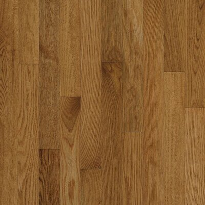 "Wildon Home ® SAMPLE - 2.25"" Solid Oak Flooring in Spice"