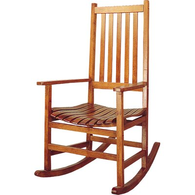 Greenhorn Rocking Chair