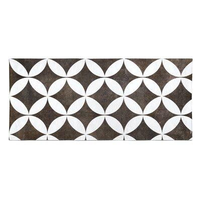 Persephone Beach Towel Color: Brown