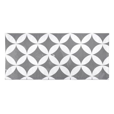 Persephone Beach Towel Color: Gray