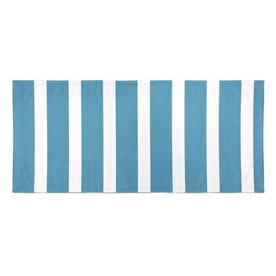 Saybrook Beach Towel Color: Blue