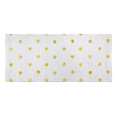 Victoire Beach Towel Color: Yellow