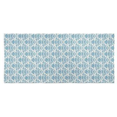 Diana Beach Towel Color: Blue