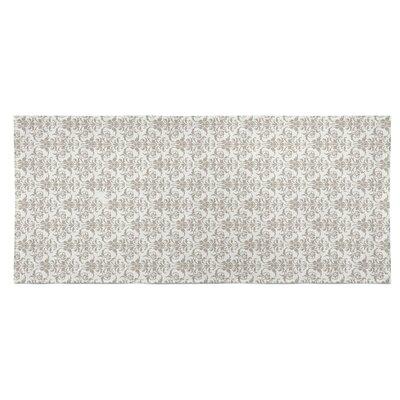 Diana Beach Towel Color: Gray