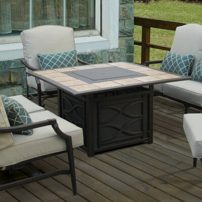 Parker Propane Fire Pit Table