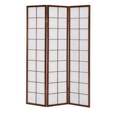 Araline 3 Panel Room Divider
