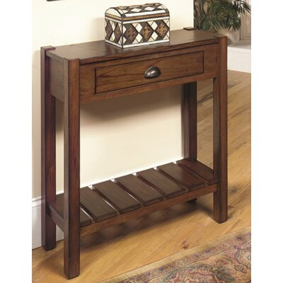 """Console Table Size: 30"""" H x 28"""" W x 10"""" D"""