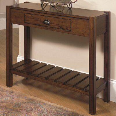 """Console Table Size: 30"""" H x 36"""" W x 12"""" D"""