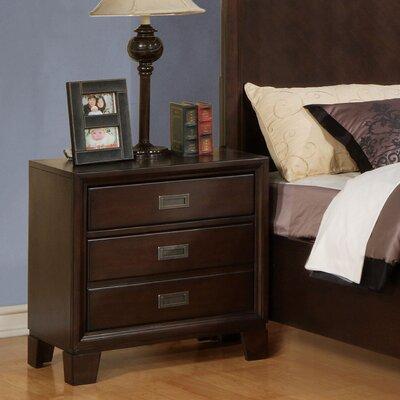Wildon Home ® Bellwood 3 Drawer Bachelor's Chest