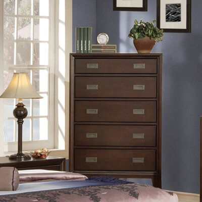 Wildon Home ® Bellwood 5 Drawer Chest