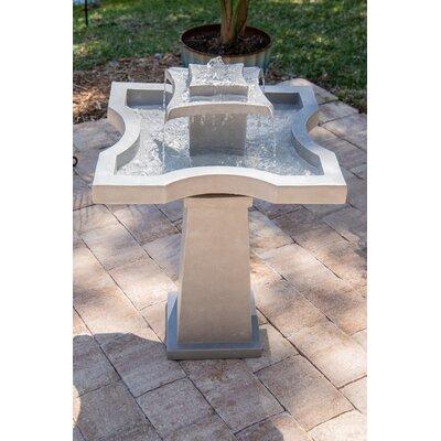 Resin Semeru Outdoor Floor Fountain