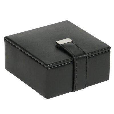 Wildon Home ® Heritage 4 Piece Cufflink Box