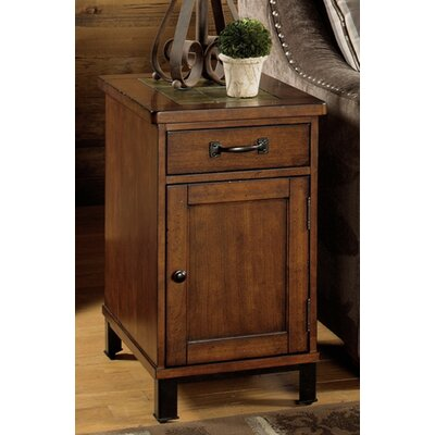 Chairside1 Drawer 1 Door Accent Cabinet