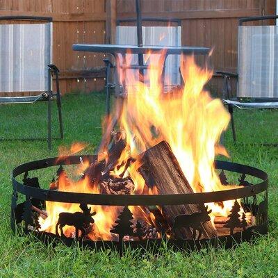 Steel Fire Ring