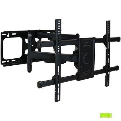 "Full-Motion TV Swivel Wall Mount for 37""-70"" LCD, Plasma and LED"