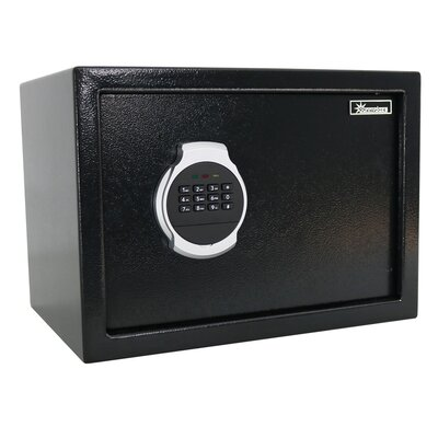Digital Home Security Safe with Electronic/Key Lock