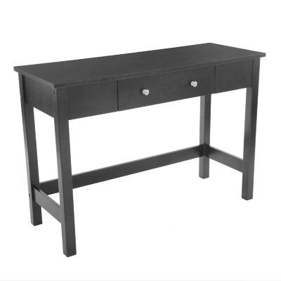 Bay Shore Console Table Color: Black