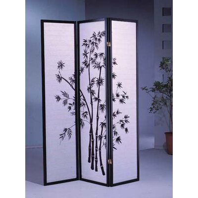 Shoji 3 Panel Room Divider