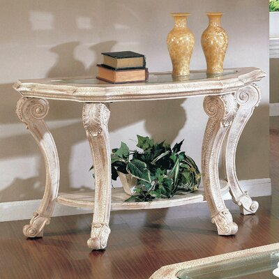 Alaskan Console Table