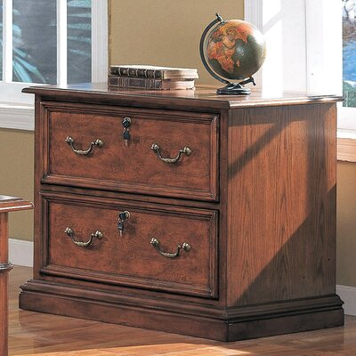 Garrett 2-Drawer Executive File