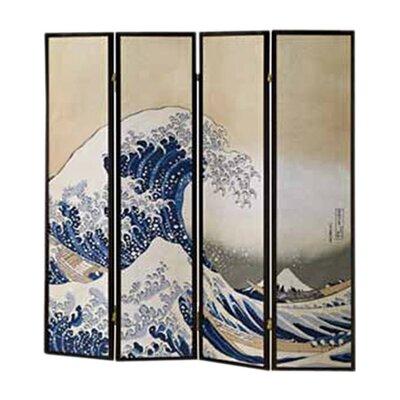 Fukusai Shoji 4 Panel Room Divider