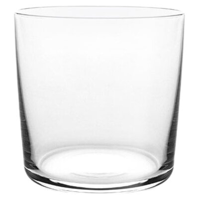Alessi Tableware 4 Piece 11 oz. Crystal Every Day Glass Set (Set of 4)