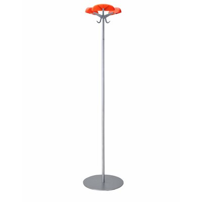 Alta Tensione Coat Rack Color: Orange