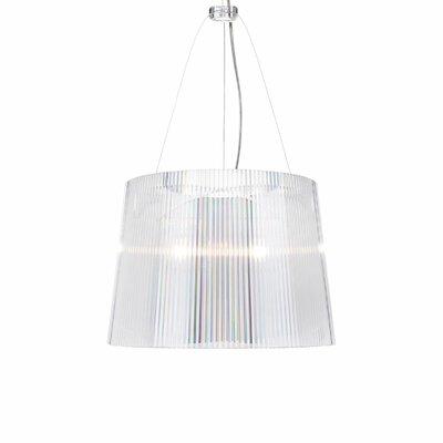 Kartell Gé 1 Light Pendant