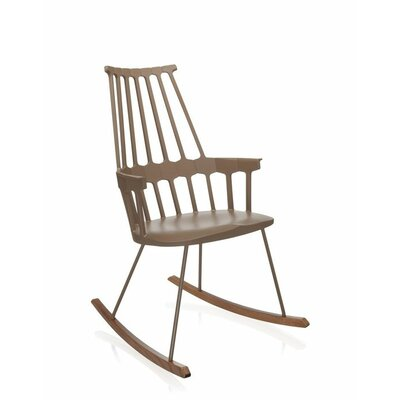 Comeback Rocking Chair Frame Color: Hazel