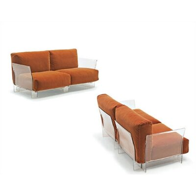 Kartell Pop Lounge Seating Collection