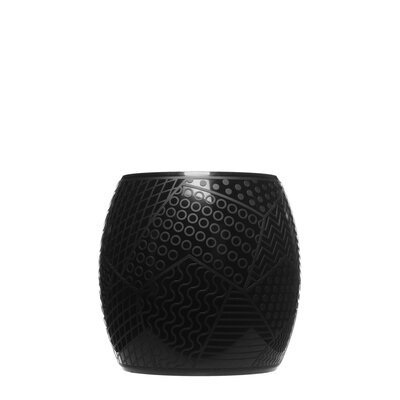 Roy Stool Table Color: Black