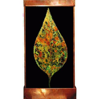 Galaxy Metal/Acrylic Florentine Leaf Fountain