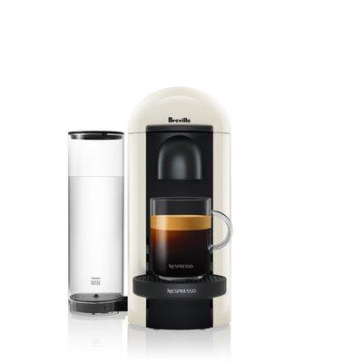 Breville Nespresso VertuoPlus Pod Espresso Machine Color: White