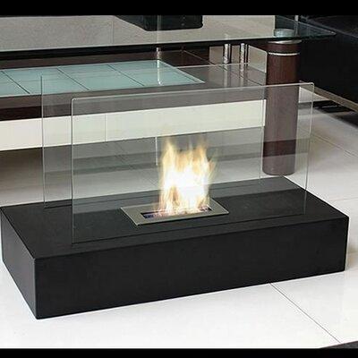 Fiamme Freestanding Bio-Ethanol Indoor Fireplace