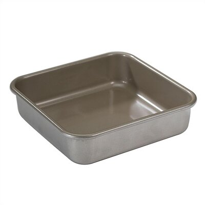 Natural Commercial Square Cake Pan Non-Stick: Yes