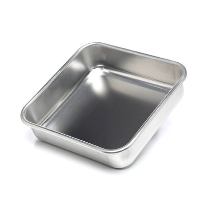 Natural Commercial Square Cake Pan Non-Stick: No