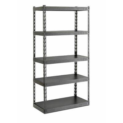 "Gladiator EZ Connect Rack 36"" Wide EZ Connect Rack with Five 18"" Deep Shelves"