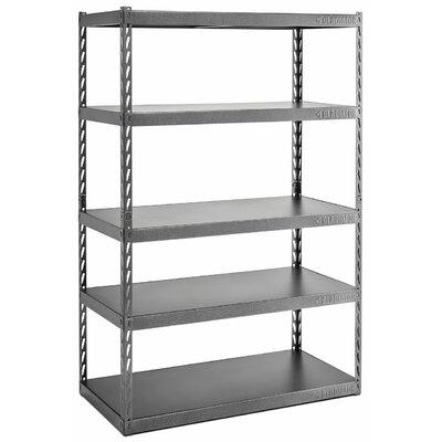 "Gladiator EZ Connect Rack 48"" Wide EZ Connect Rack with Five 24"" Deep Shelves"