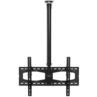 """Tilt/Swivel Universal Ceiling Mount for 32"""" - 55"""" Screens"""