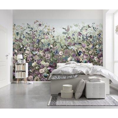 Komar Botanica 2.48m L x 368cm W Roll Wallpaper