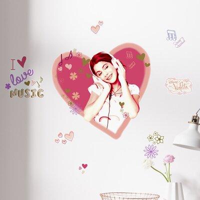 Komar Violetta Wall Sticker