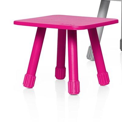 Tablitski Stool Color: Pink