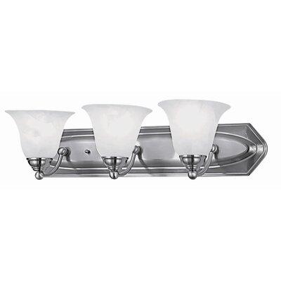 DVI Diamond 3 Light Bath Vanity Light