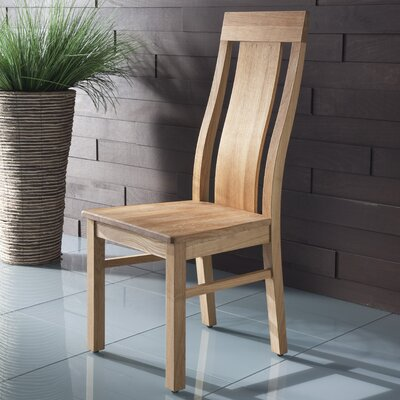 Henke Möbel Esszimmerstuhl London aus Massivholz